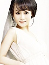 Asian Bride JunLing from Beihai, China