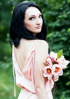 Russian single Anastasiya from Pavlograd, Ukraine