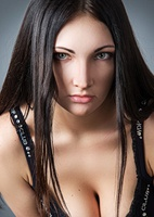 Russian single Anastasiya from Pavlograd, Ukraine