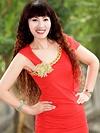 Asian woman Li from Xiangyang, China