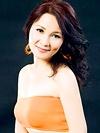 Asian woman Yanling from Anqiu, China