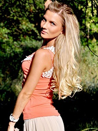 Russian woman Eugeniya from Dnepropetrovsk, Ukraine