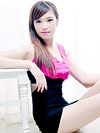Asian woman Weixing (Coco) from Zhanjiang, China