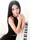 Asian lady Qianyi (Cindy) from Zhanjiang, China, ID 37352