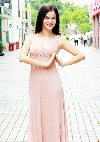 Single girl JingJian 35 years old