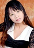 Asian lady Niechao (Natalie) from Zhanjiang, China, ID 37457