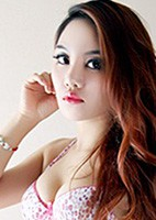 Asian lady Yinling (Tracy) from Zhanjiang, China, ID 37466