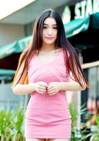 Asian bride Bingxin (Elvia) from Zhanjiang