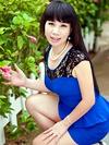 Asian woman Yu from Beihai, China