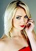 Russian single Sveta from Vishnever, Ukraine