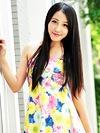 Asian woman Yuechun from Zhanjiang, China