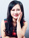 Asian single woman Yingxin from Nanning, China