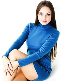 Russian Bride Anna from Poltava, Ukraine