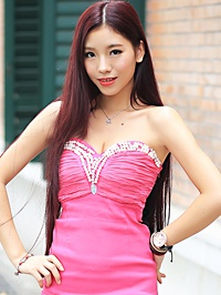 Asian lady Tianqing (Natalia) from Zhanjiang, China, ID 38336