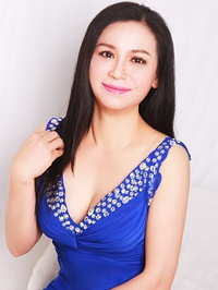 Asian single woman Xijian from Nanning, China