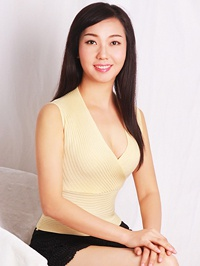 Asian woman Rong from Nanning, China