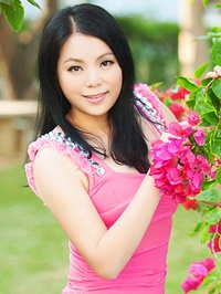 Asian Bride Xingyin from Beihai, China
