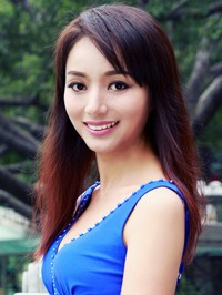 Asian woman Yu from Nanning, China
