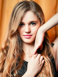Russian Bride Nadezhda from Ternopol, Ukraine