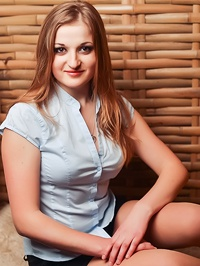 Russian Bride Lubov from Ivano-Frankovsk, Ukraine