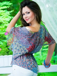 Russian Bride Alena from Kherson, Ukraine