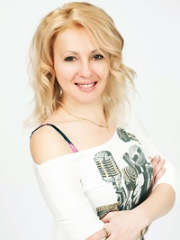 Russian Bride Natalia from Melitopol, Ukraine