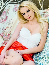 Russian Bride Anna from Gadyach, Ukraine