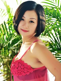 Asian woman Hong from