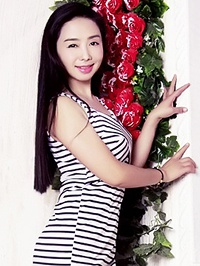 Asian woman Ning from