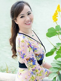 Asian woman Xiaojuan from