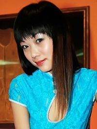 Asian woman Shaofeng from Foshan, China