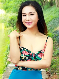 Asian woman Ying from