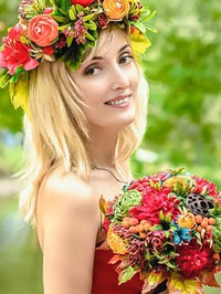Russian woman Julia from Zaporozhye, Ukraine