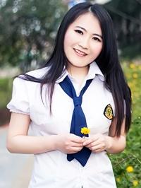 Asian woman Huihui from wuhan, China
