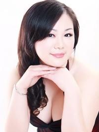 Asian woman Lin from Xiangfan, China