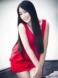 Asian woman Huayun from ChangHong, China