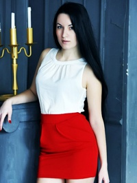 Russian single Kristina from Nikolaev, Ukraine