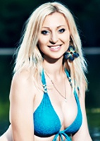 Russian single Alvina from Kiev, Ukraine