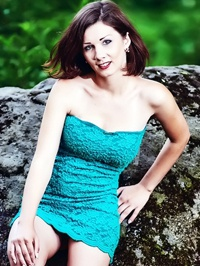Russian single Daria from Uman, Ukraine