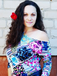 Russian Bride Svetlana from Melitopol, Ukraine