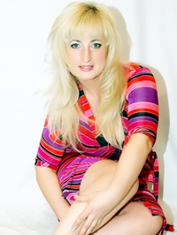 Russian Bride Juliya from Melitopol, Ukraine