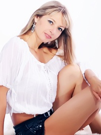 Russian Bride Victoria from Kharkov, Ukraine