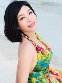 Asian woman Yin (Gina) from Beihai, China