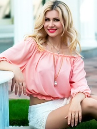 Russian Bride Eugenia from Kherson, Ukraine