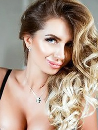 Russian Bride Lubov from Kiev, Ukraine