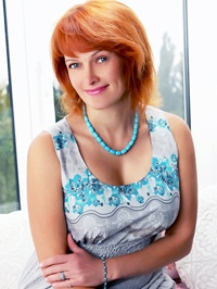 Russian single woman Lada from Kiev, Ukraine