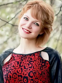 Russian single woman Ludmila from Uman, Ukraine