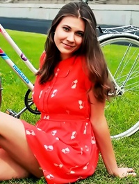 Russian single Vitalina from Zaporozhye, Ukraine