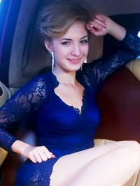 Russian Bride Valentina from Donetsk, Ukraine