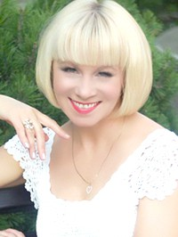 Russian single woman Olga from Poltava, Ukraine